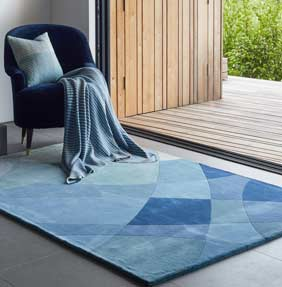Claire Gaudion Rugs