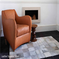 Large Jacaranda Leather
