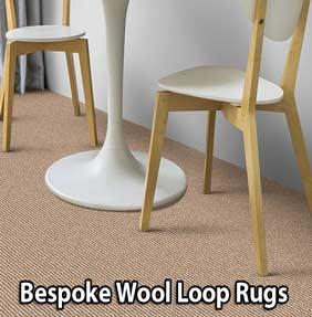 Bespoke Wool Loop Rugs