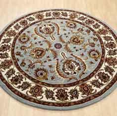 Oriental Round