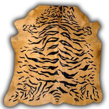 Tiger-Tastic - Tan & Black
