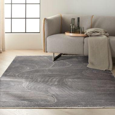 Calvin Klein Balian Rug in Grey CK52