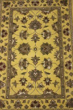 Moghul Palace Gold Rug