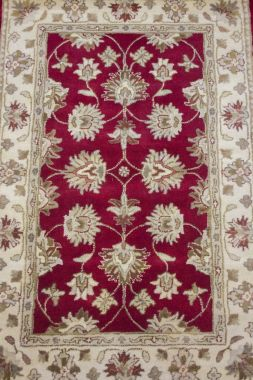 Moghul Palace Red Rug