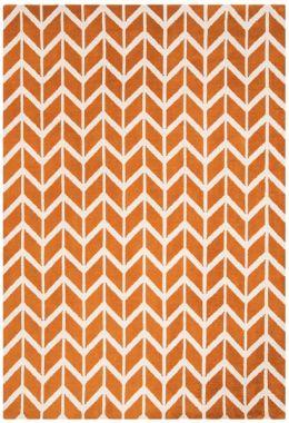 Arlo Chevron Orange - AR07