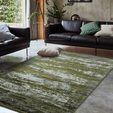 Athera AT01 Emerald Border Rugs