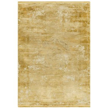 Athera AT08 Champagne Yellow Distressed Rugs