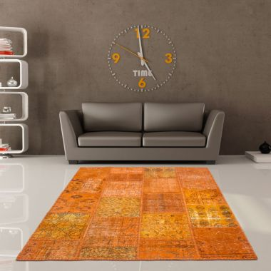 Jumble Patchwork - 560 Orange