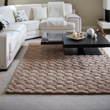 Basket Weave 3D in Blush