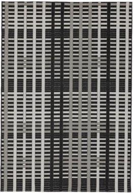 Mya Black Grid