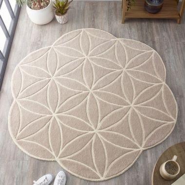 Bloom Circle - Grey