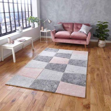 Brooklyn - 22192 Grey/Rose
