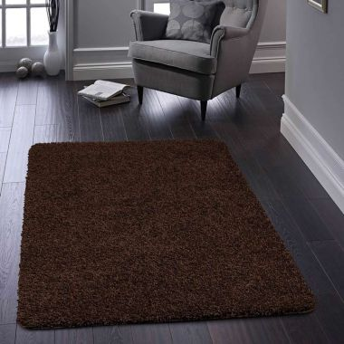 Buddy Washable Rugs - Brown