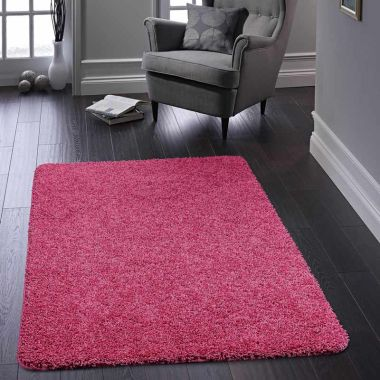 Buddy Washable Rugs - Pink