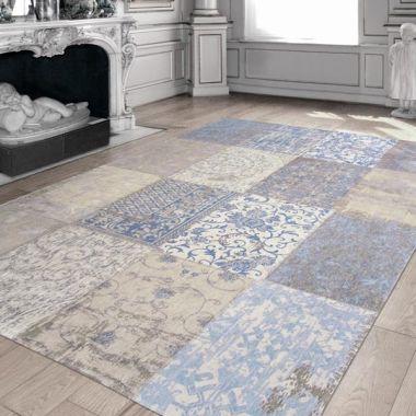 Cameo Multi Gustavian Blue - 8237
