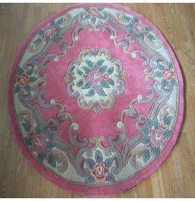 Chinese Round - Pink