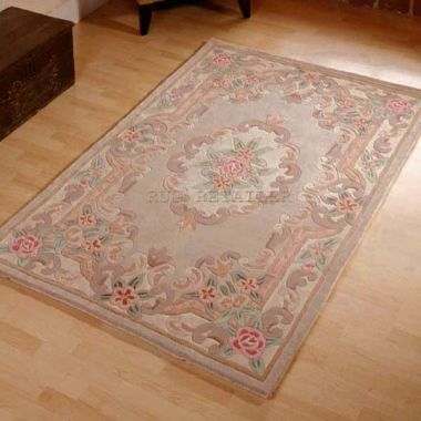 Chinese - Aubusson Beige / Fawn
