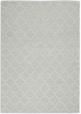 Calvin Klein Tallahassee Rug in Silver CK840