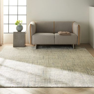 Calvin Klein Pacific Rug in Ivory / Grey CK901
