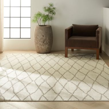 Calvin Klein Pacific Rug in Ivory CK902