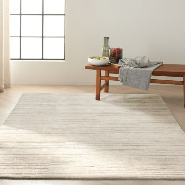 Calvin Klein Abyss Rugs in Sand CK990