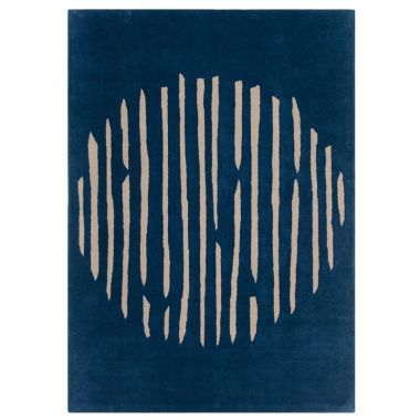 Claire Gaudion - Island Rug in Blue