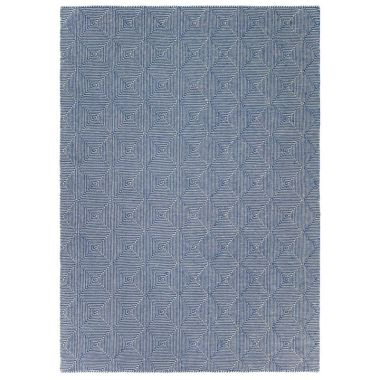 Claire Gaudion - Zala Rug in Denim