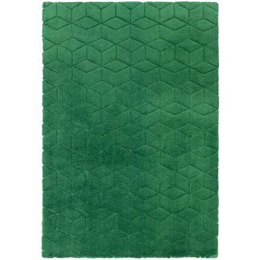 Cozy rugs in Green