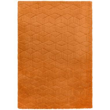 Cozy rugs in Orange