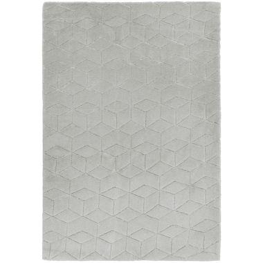 Cozy rugs in Silver