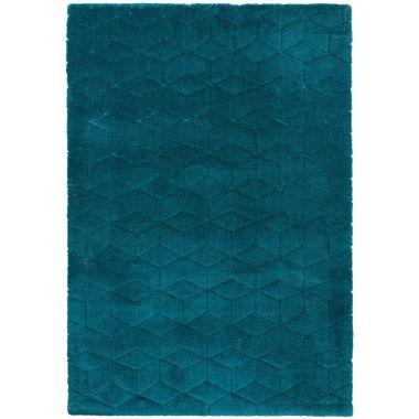 Cozy rugs in Teal