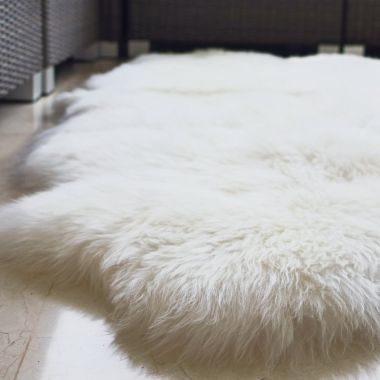 Sheepskin In Cream