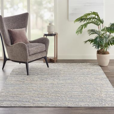Divine Rugs in Sand Storm by Nourison DIV09