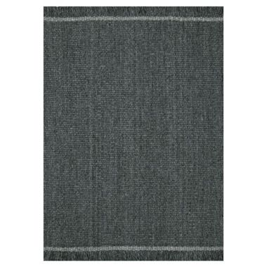 Linie Elmo Dark Grey Rugs
