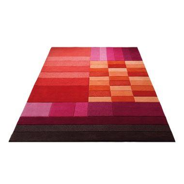 Esprit Box - 3310/04 Red & Orange