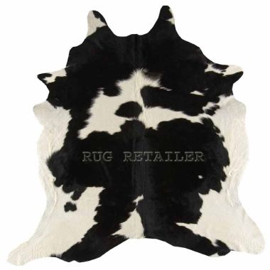 Cowhide - Black & White
