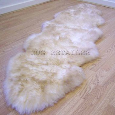 Sheepskin In Wolf Tip