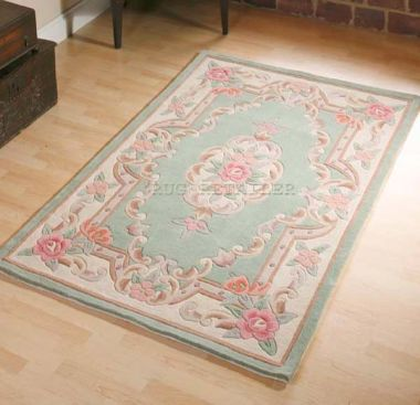 Chinese - Aubusson Green