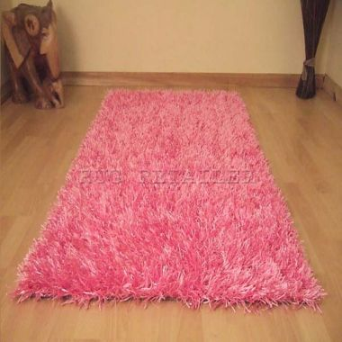 Silky Sparkle - Pink