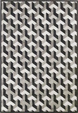 Gabrielle Grey Geometric 703X