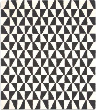 Geometric Black / White - Geo01