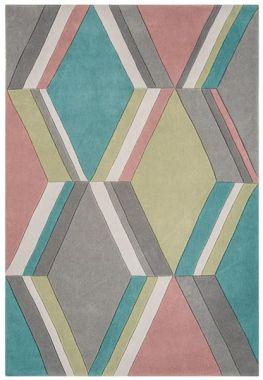 Harlequin - HA16 - 901 Diamond Stripe Pastel
