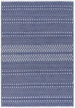 Halsey Outdoor Rugs - Blue