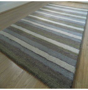 Handloom Multi Stripe - Sage
