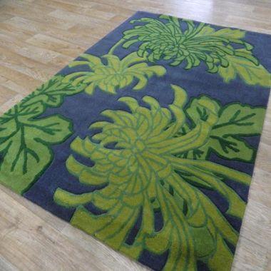 Harlequin - HA14 - 7A Charcoal & Green