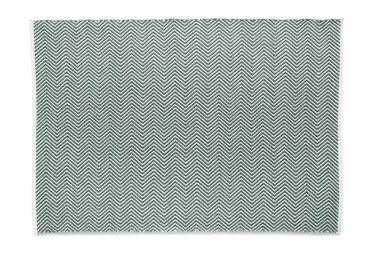 Hug Rug Woven Herringbone - Warm Grey