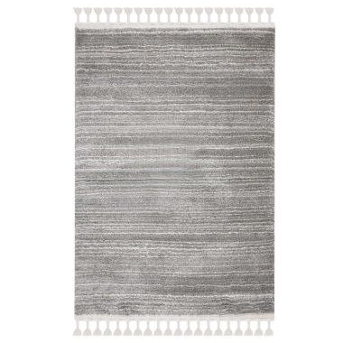 Aria Holland Rugs in Cream / Grey
