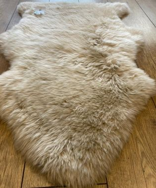Pure Sheepskin New Wool - Oyster