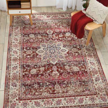 Vintage Kashan - VKA01 Red