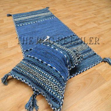 Inca Kelim - Blue
